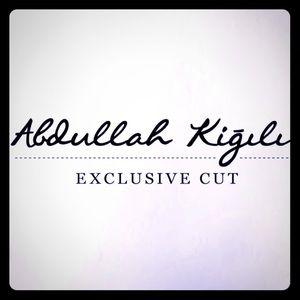 ABDULLAH KIGILI 'EXCLUSIVE CUT' MEN'S BLAZER